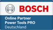 Bosch Online Partner Power Tools PRO