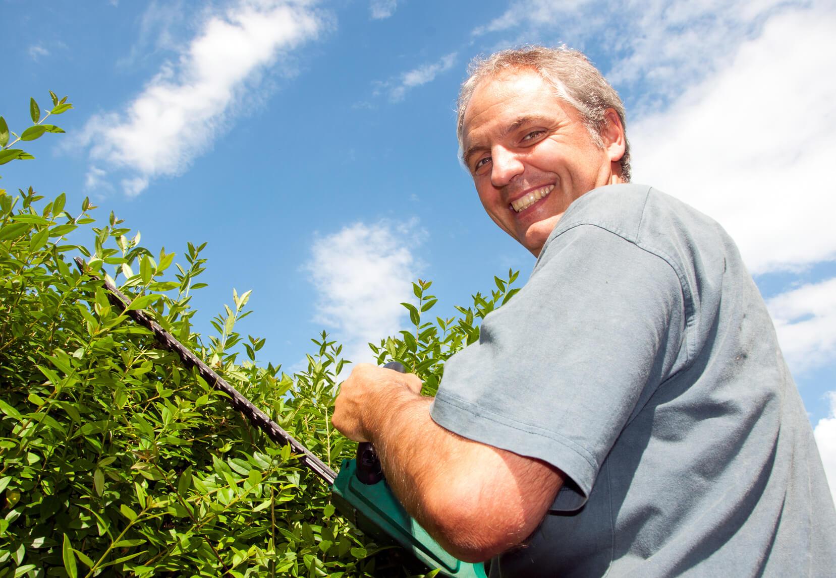 Gartenwerkzeug für den individuellen Bedarf finden<